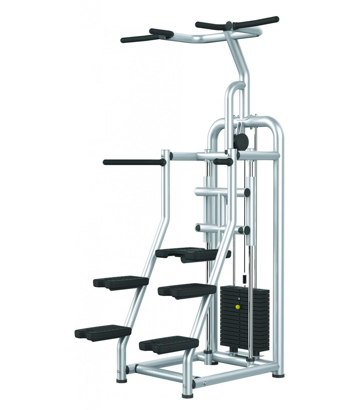 banc de musculation professionnel gravitron care fitness. Black Bedroom Furniture Sets. Home Design Ideas