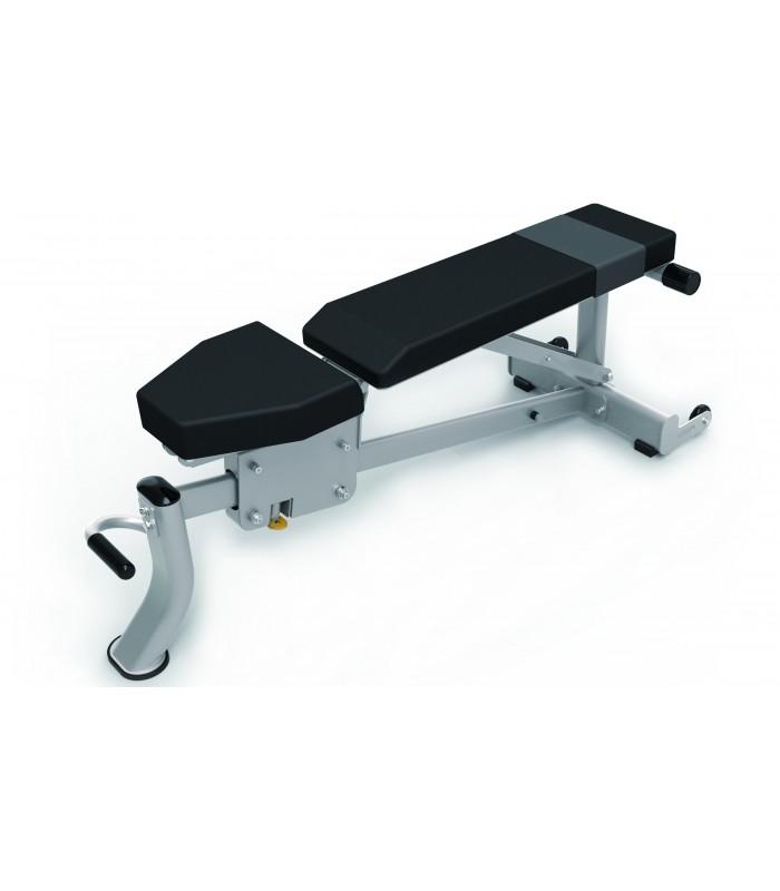 Banc de musculation professionnel r glable care fitness - Banc musculation professionnel ...