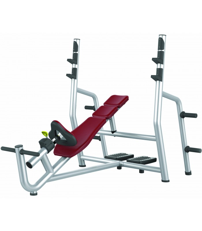 Banc de musculation professionnel d velopp inclin care fitness - Banc de musculation care ...