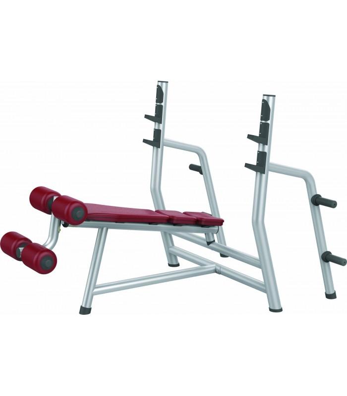 Banc de musculation professionnel d velopp d clin care fitness - Banc de musculation complet professionnel ...