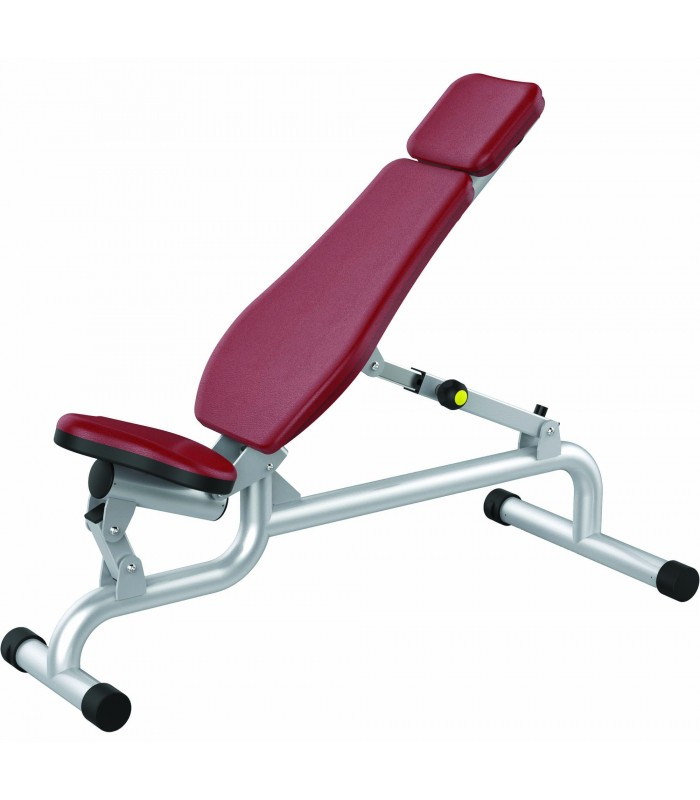 Banc de musculation professionnel ajustable care fitness - Banc musculation professionnel ...