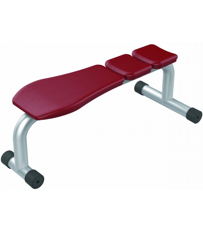 Banc de musculation fixe professionnel care fitness - Banc musculation professionnel ...