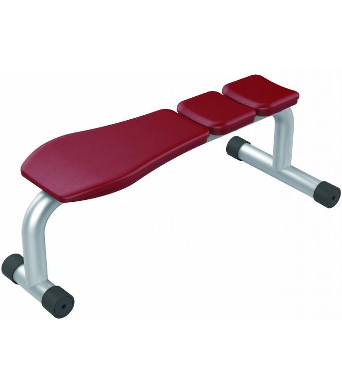 Banc de musculation fixe professionnel care fitness - Banc musculation professionnel ...