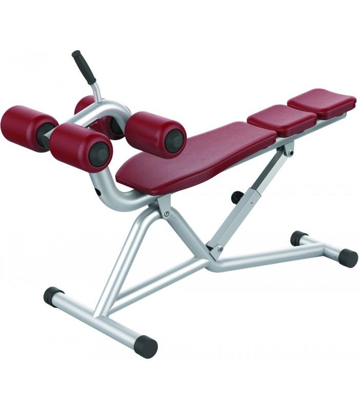 Banc de musculation professionnel abdominal care fitness - Banc musculation professionnel ...