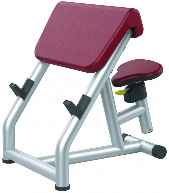 Banc de musculation professionnel larry scott care fitness - Banc de musculation care ...