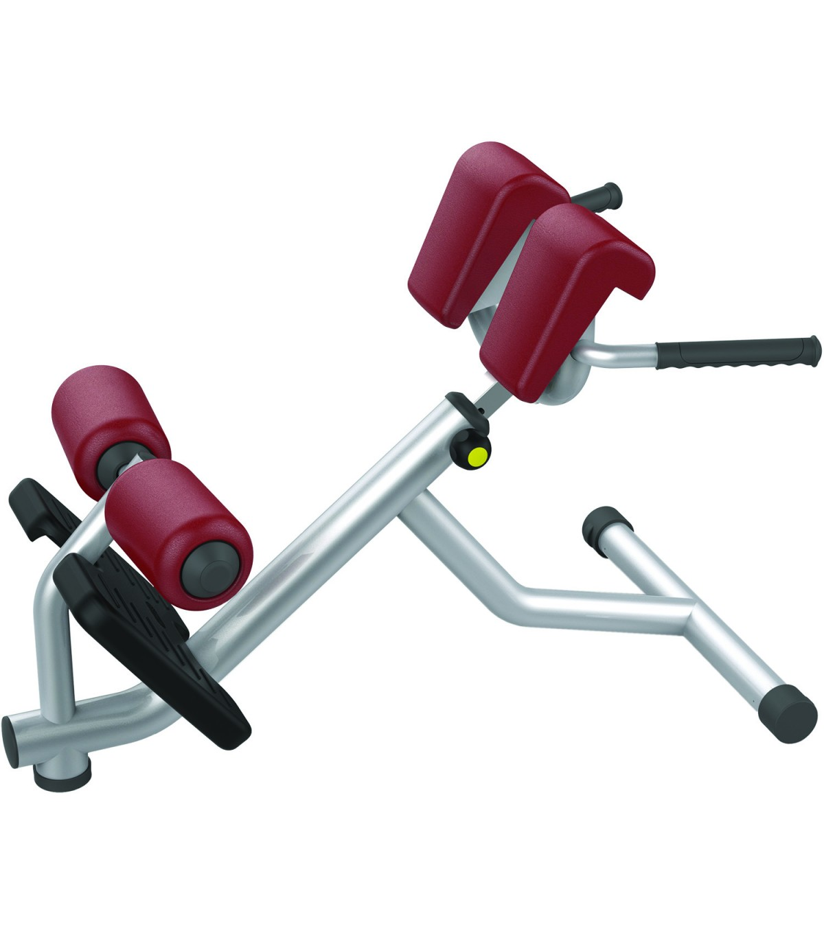 Banc de musculation professionnel lombaire inclin care fitness - Banc de musculation complet professionnel ...