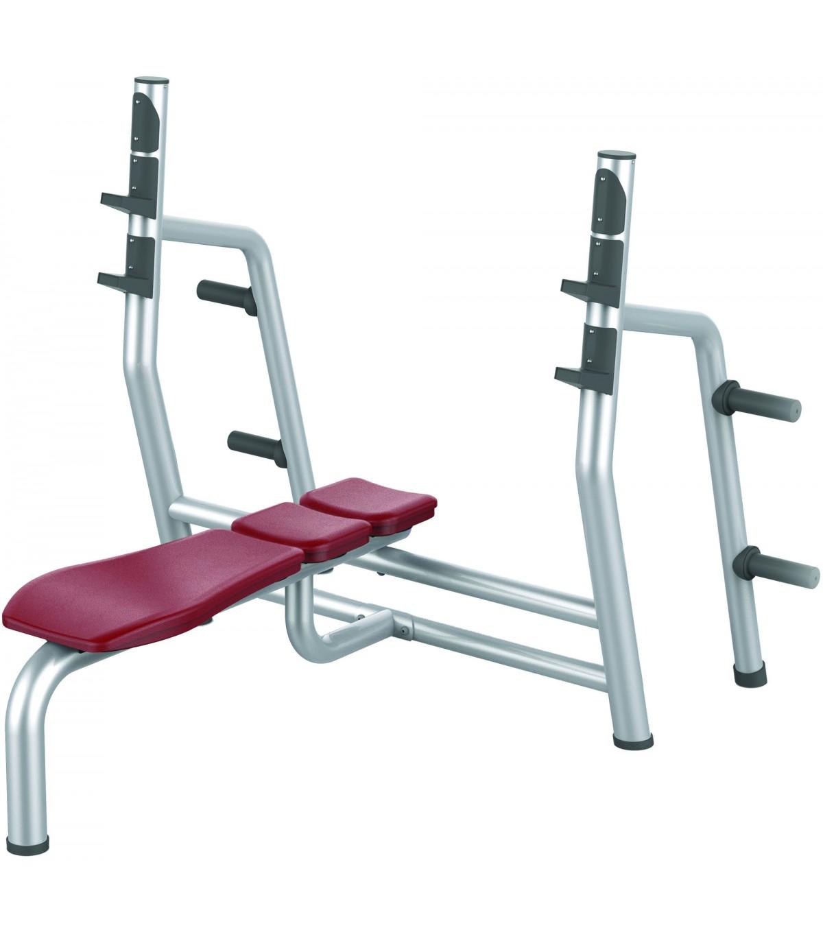 Banc De Musculation Professionnel Développé Couché Care Fitness