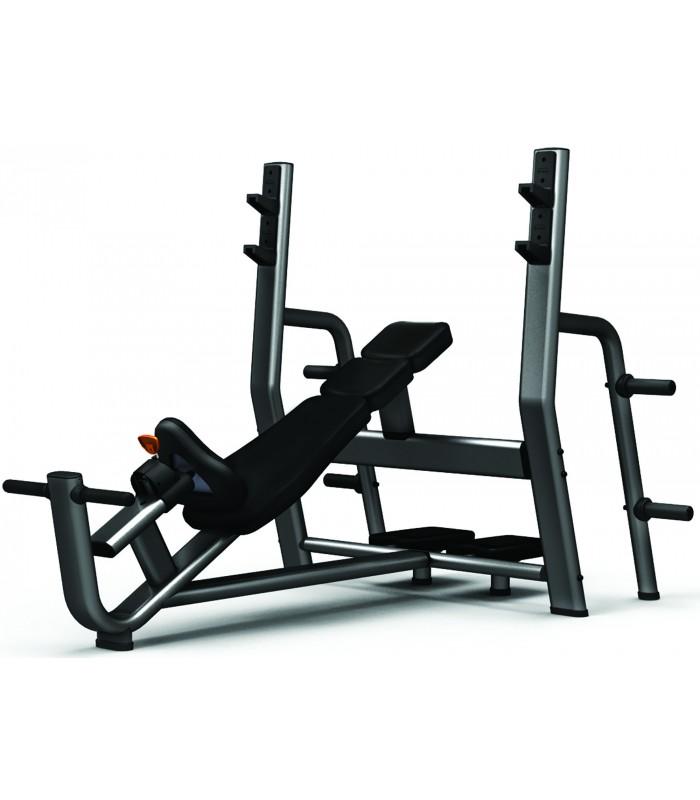 Banc de musculation professionnel d velopp inclin care fitness - Banc musculation professionnel ...