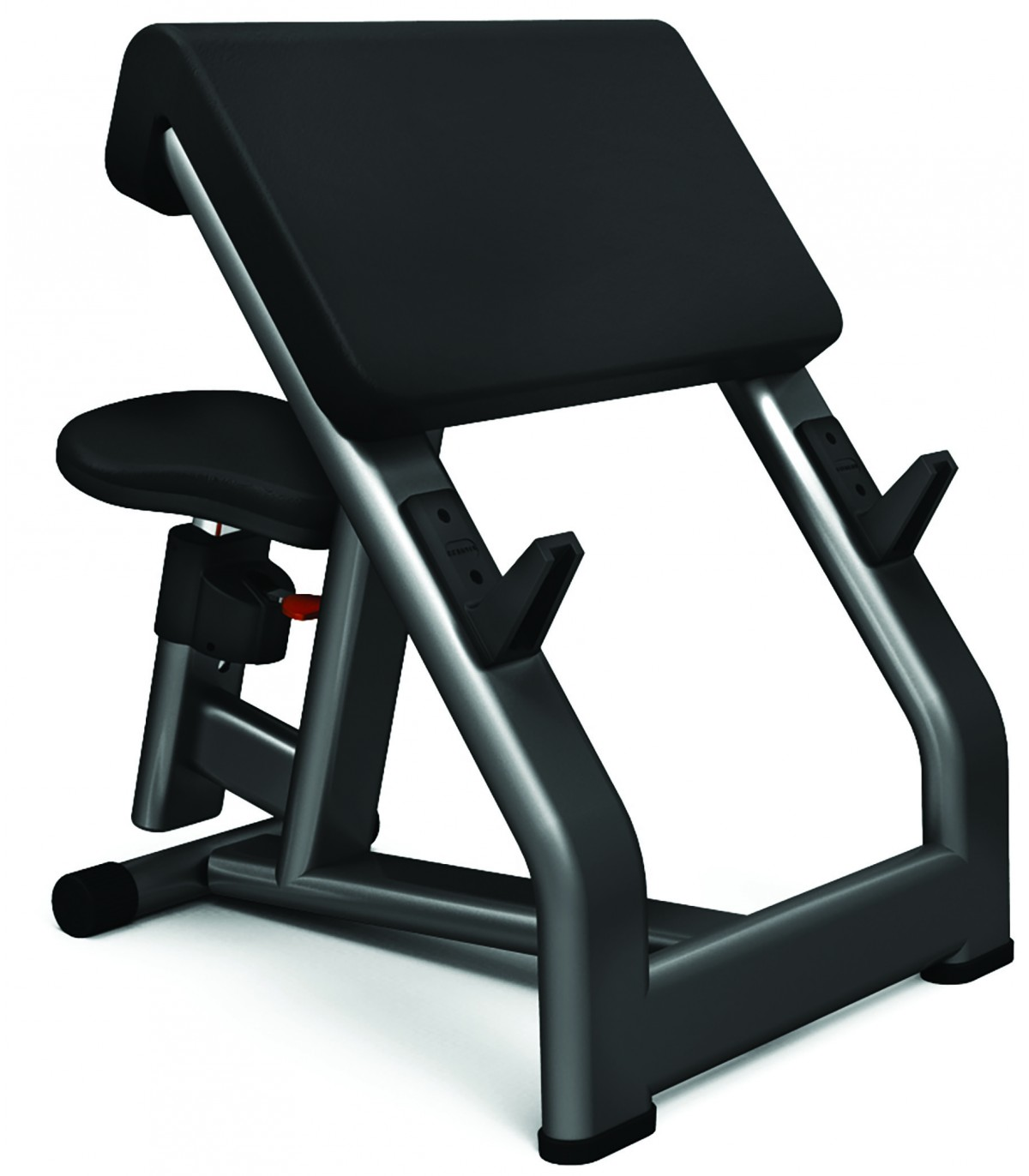 Banc de musculation professionnel larry scott care fitness - Banc musculation professionnel ...