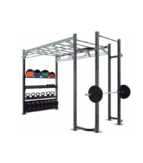 STRUCTURE FONCTIONAL CAGE M